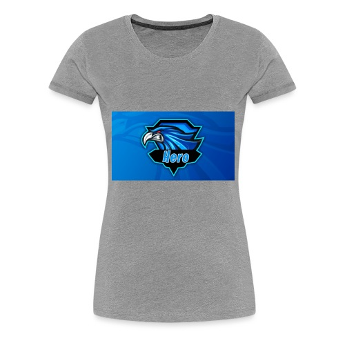 Hero Clan Logo - Women's Premium T-Shirt
