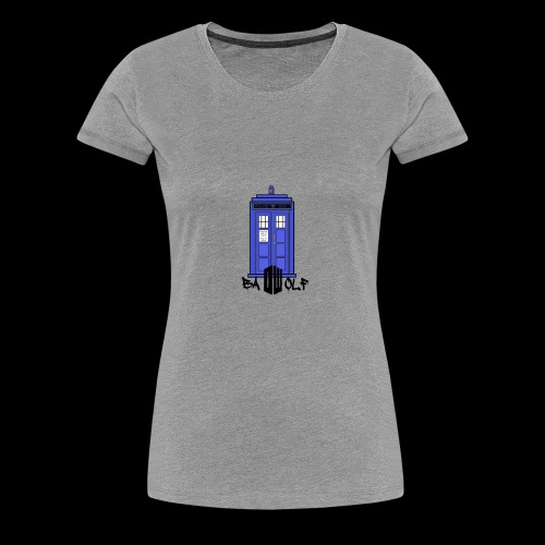 TARDIS - Women's Premium T-Shirt
