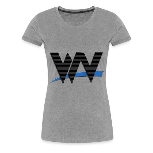 Wrestling News Merch - Women's Premium T-Shirt