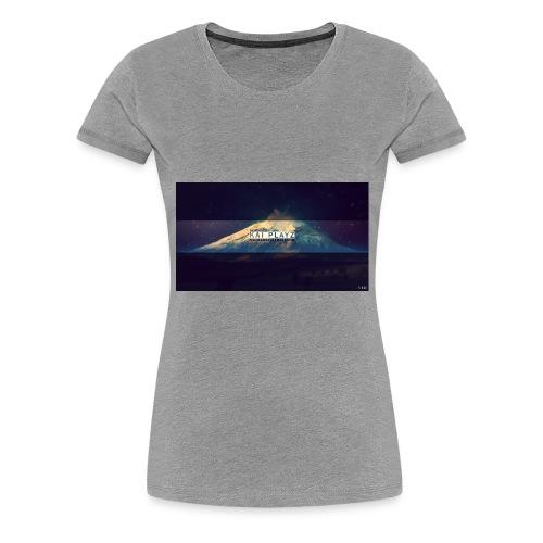kaiplayz merch - Women's Premium T-Shirt