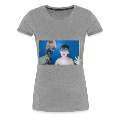 WIN 20180418 19 50 13 Pro - Women's Premium T-Shirt