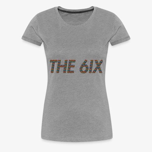 THE 6 - Women's Premium T-Shirt