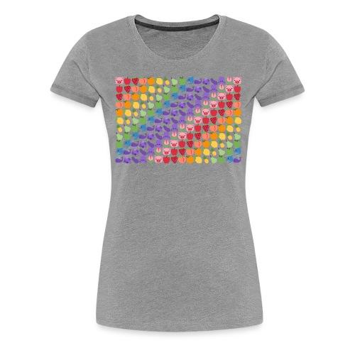 Emoticonic - Women's Premium T-Shirt