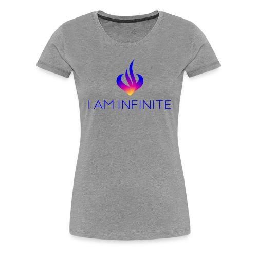 I Am Infinite - Women's Premium T-Shirt