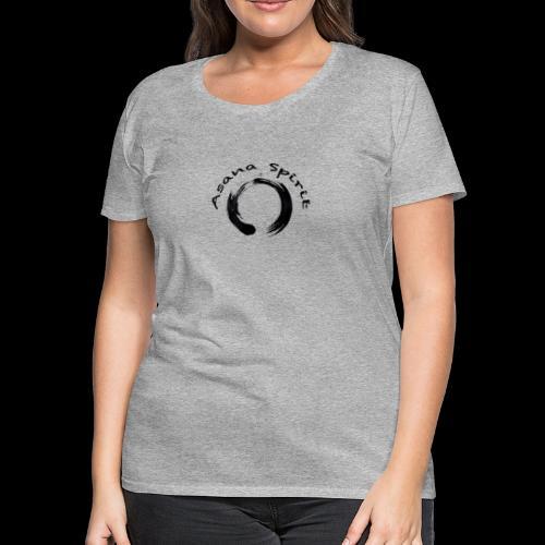 Asana Spirit - Women's Premium T-Shirt