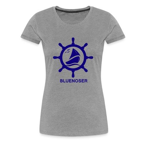Bluenoser - Women's Premium T-Shirt