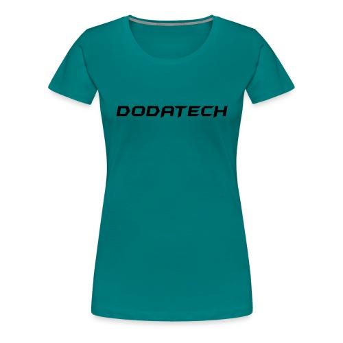 DodaTech - Women's Premium T-Shirt