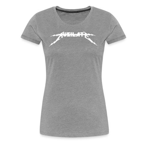 Ausilate Lightning Collection *White* - Women's Premium T-Shirt
