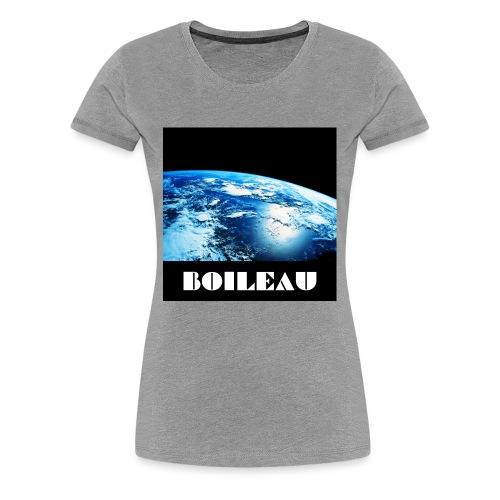 13 - Women's Premium T-Shirt