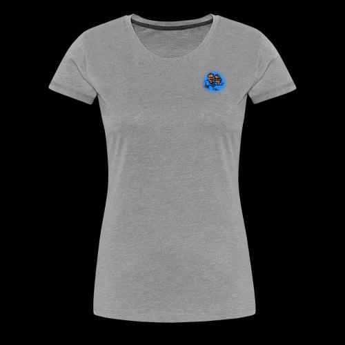 Smaller No Text Logo - Women's Premium T-Shirt
