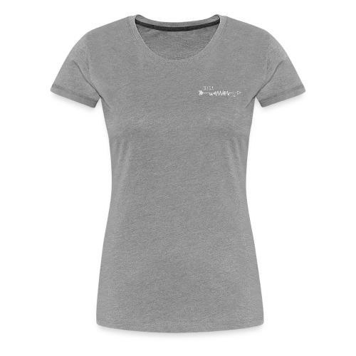 She's A Warrior - Women's Premium T-Shirt
