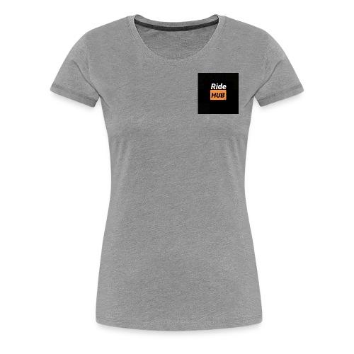 RideHUB - Women's Premium T-Shirt