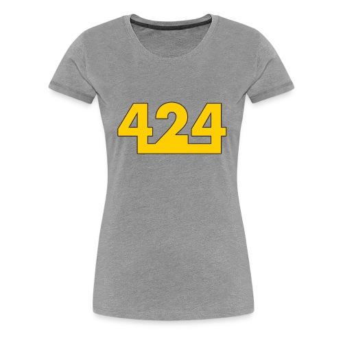 424 Recording 424 Logo - Women's Premium T-Shirt