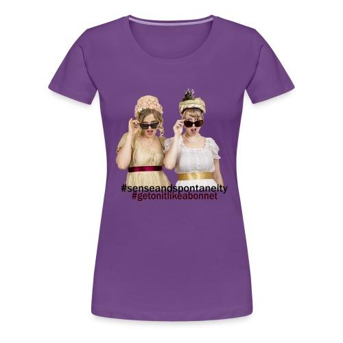 Shady Ladies - Women's Premium T-Shirt