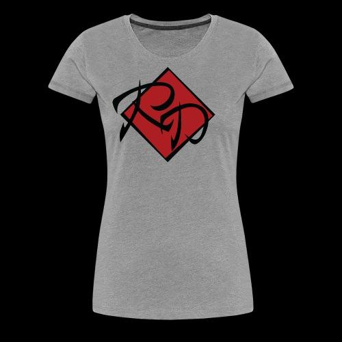 Rather Dashing Logo - Women's Premium T-Shirt
