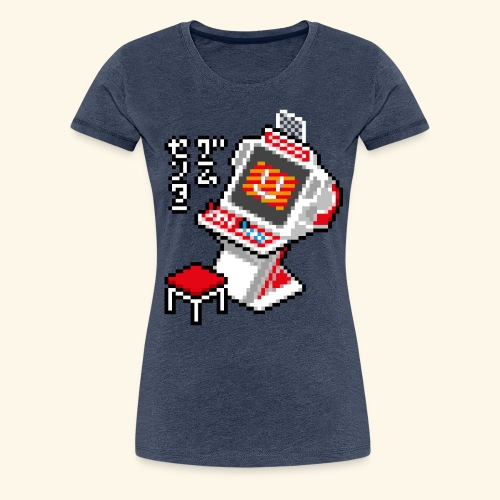 candy l - Women's Premium T-Shirt