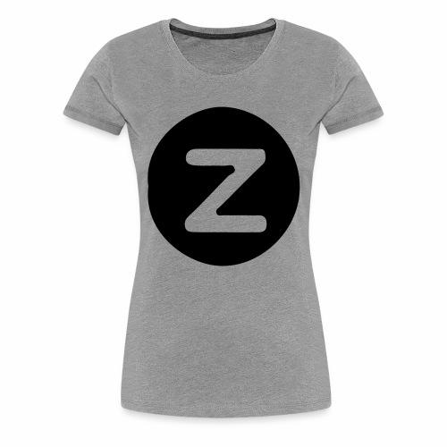 z logo - Women's Premium T-Shirt