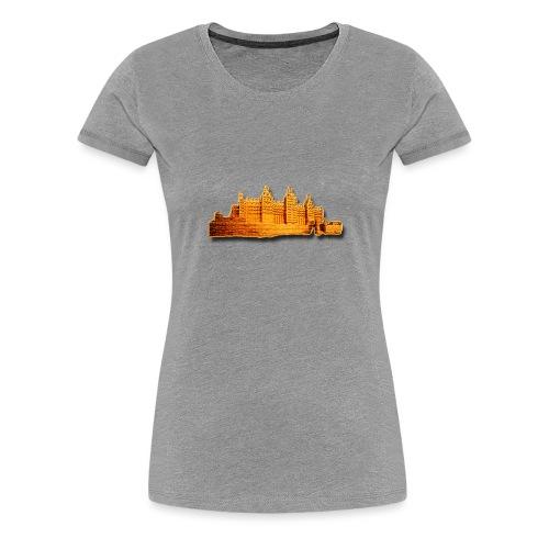 SBC castle - Women's Premium T-Shirt