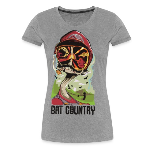 Fear and Mario at Bat Country - Women's Premium T-Shirt