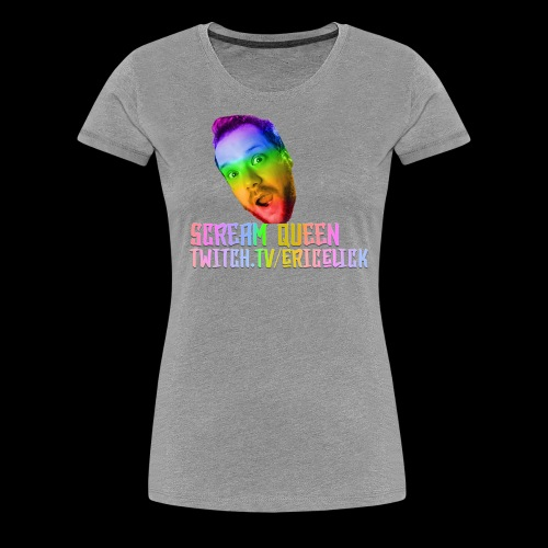 Scream Queen Pride Shirt - Women's Premium T-Shirt