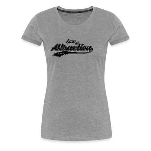 Attraction - Women's Premium T-Shirt