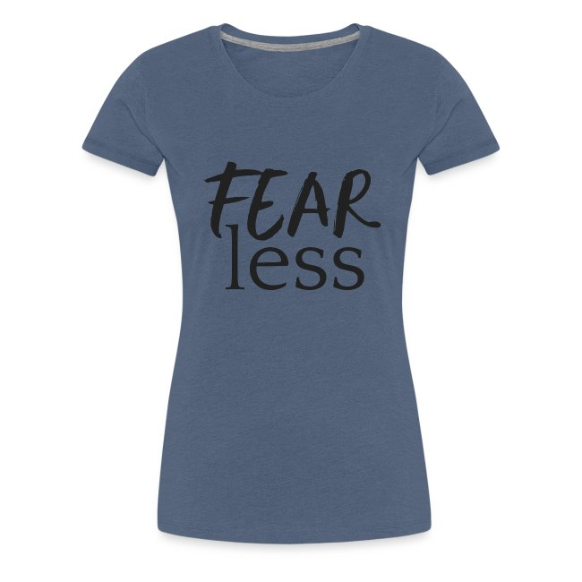 FEARless for BossLady