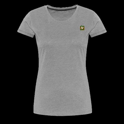 Small IV - Women's Premium T-Shirt