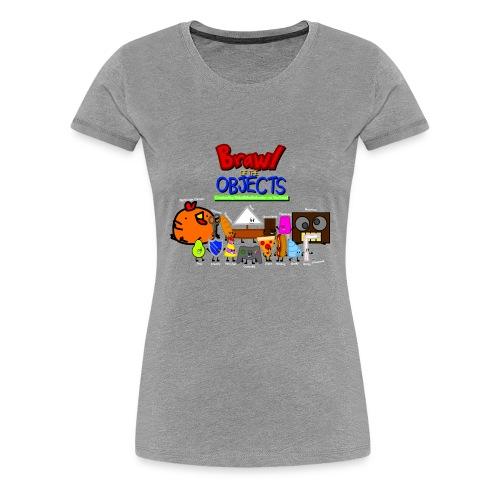 BOTO T Shirt Picture png - Women's Premium T-Shirt