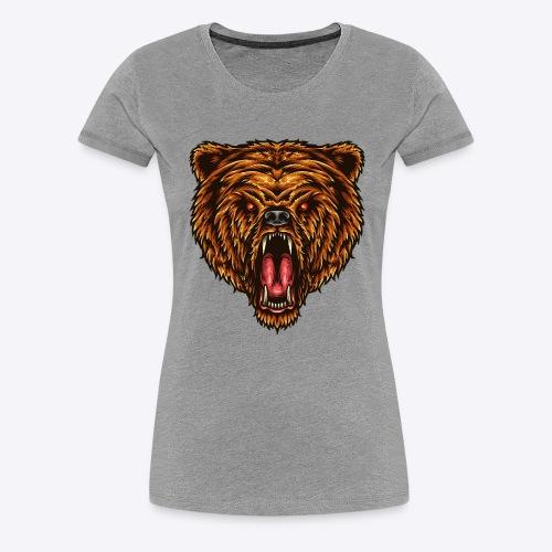 The Great Power - Women's Premium T-Shirt