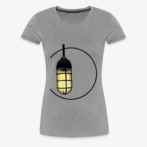 Glowing Beacon - Women's Premium T-Shirt