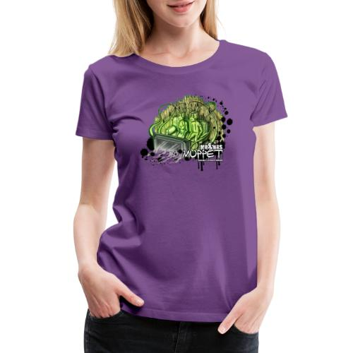 mr & mrs muppet - Women's Premium T-Shirt