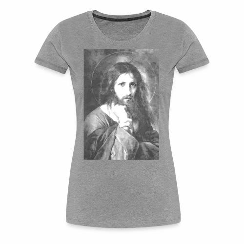 Jesus Christ T-shirts and Designs - Women's Premium T-Shirt
