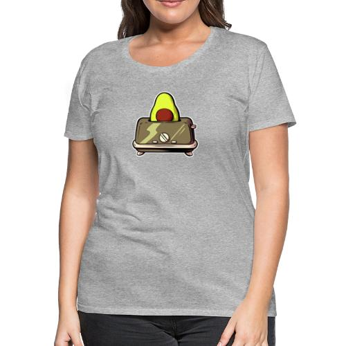 AVOCADO TOAST - Women's Premium T-Shirt