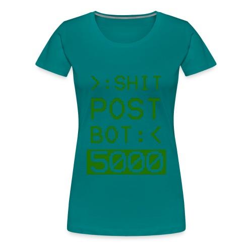 spb logo - Women's Premium T-Shirt