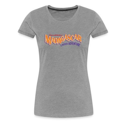 Madagascar: A Musical Adventure - Women's Premium T-Shirt