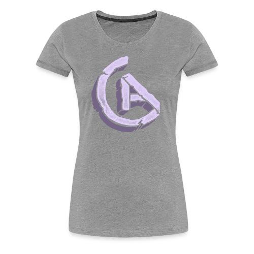 20anthony RockSolid Tee Back - Women's Premium T-Shirt