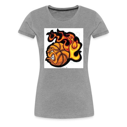Fire Ball - Women's Premium T-Shirt