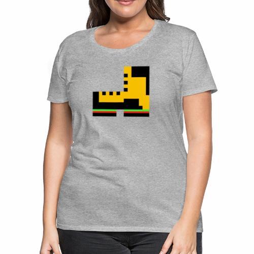 Big Boot - Women's Premium T-Shirt