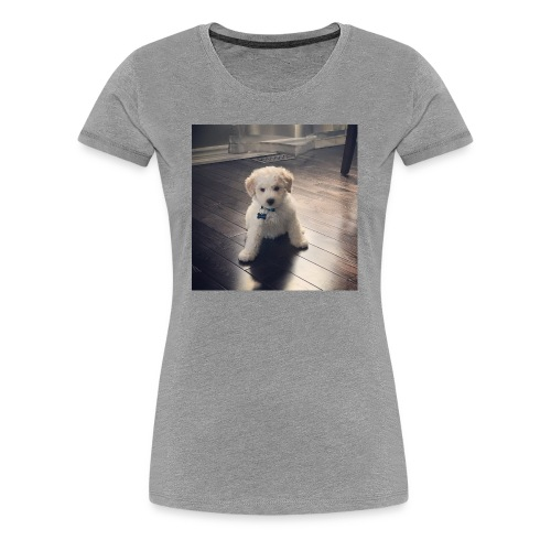 The Pupper - Women's Premium T-Shirt