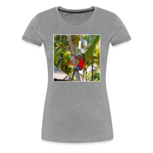 Coconuts - Women's Premium T-Shirt