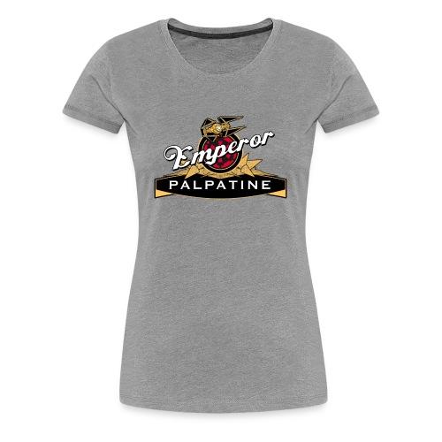 Beer Wars - Palpatine - Women's Premium T-Shirt