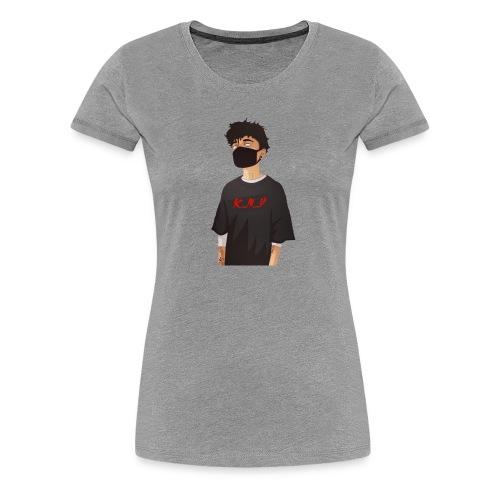K_N_V ARMY ❣️ - Women's Premium T-Shirt