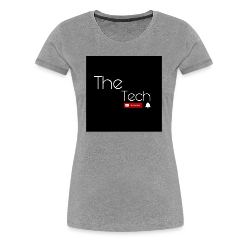 The Tech t-shirts - Women's Premium T-Shirt