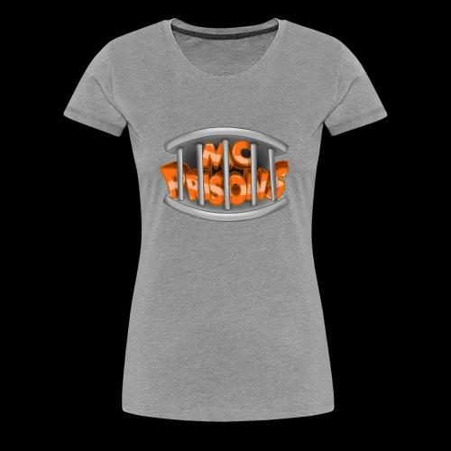 MCPrisons - Women's Premium T-Shirt