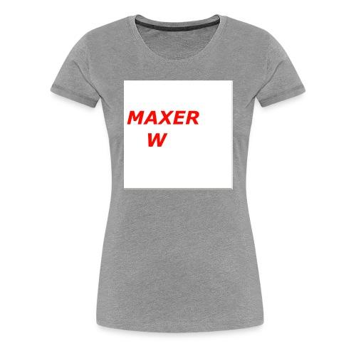 MERCH 2 - Women's Premium T-Shirt