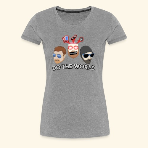 2018 Logo - Women's Premium T-Shirt