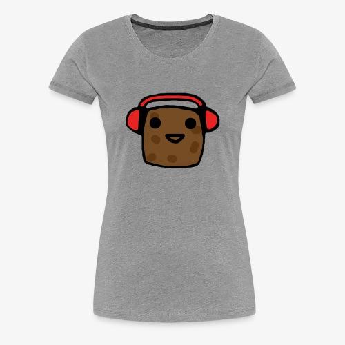 Shirt Design Potato - Women's Premium T-Shirt