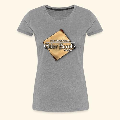 Uesp Large Logo - Women's Premium T-Shirt