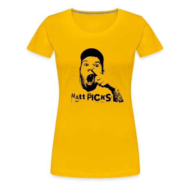 Matt Picks Shirt
