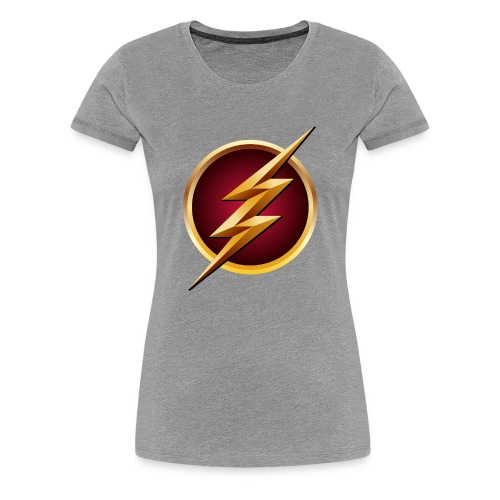 The Flash T-Shirt - Women's Premium T-Shirt